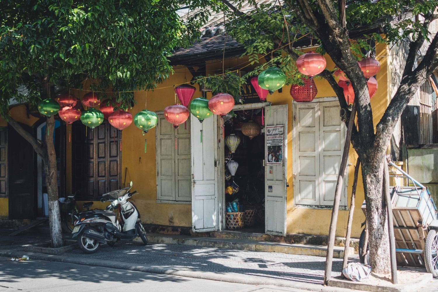 Backpacking Vietnam | Hoi An