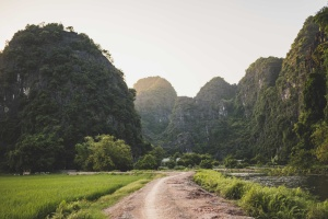 Backpacking Vietnam | Tam Coc