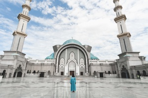 Why you need to visit Masjid Wilayah in Kuala Lumpur