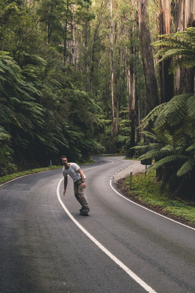 skating black spur drive melbourne