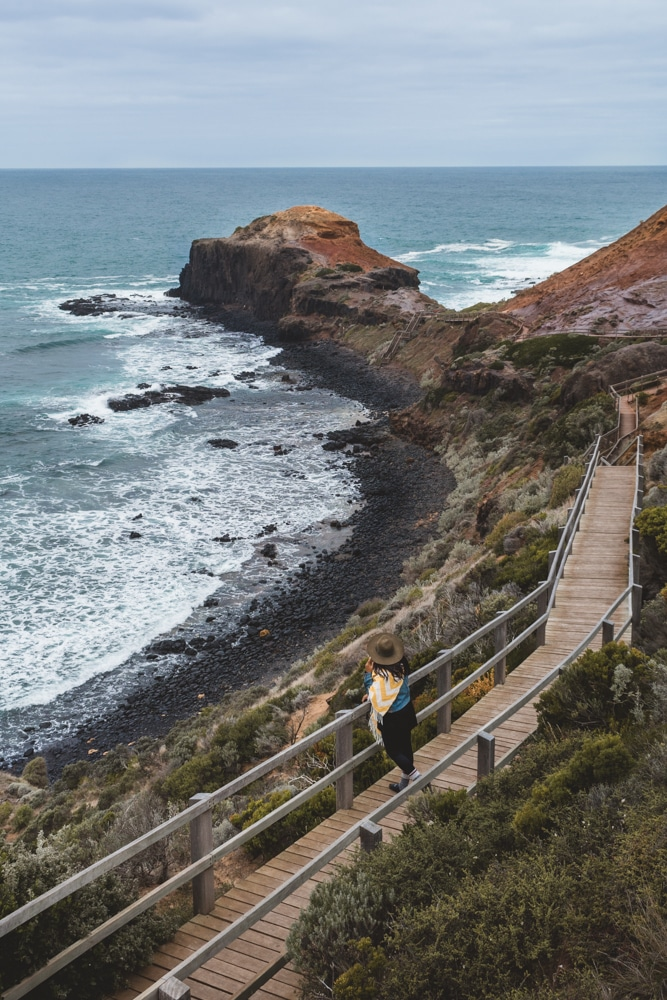 Cape schanck road trip melbourne