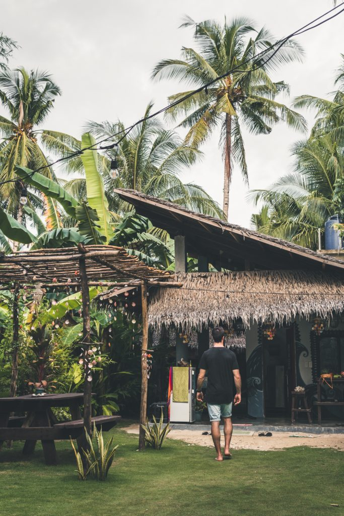 Kubo Homestay near general luna on Siargao