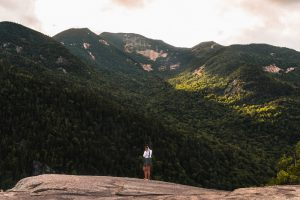 The Adirondack Mountains : a beginner's guide