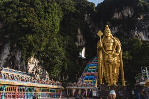 Batu Caves in Kuala Lumpur: Everything you need to know!