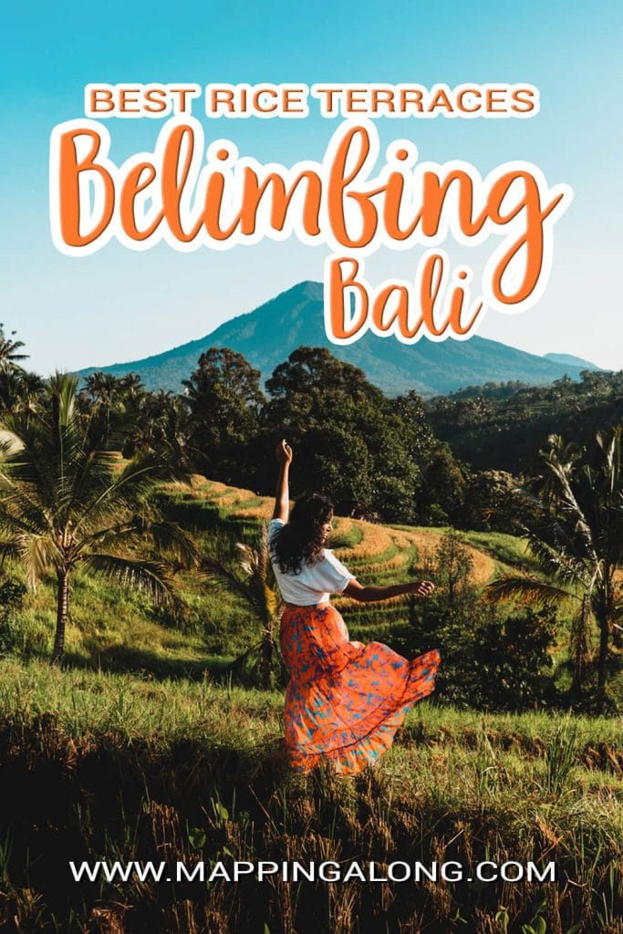 Belimbing rice terraces travel guide