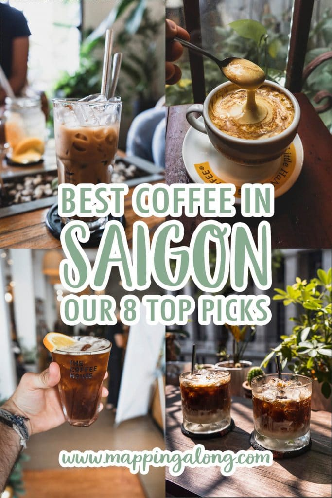 Best Coffee in Saigon