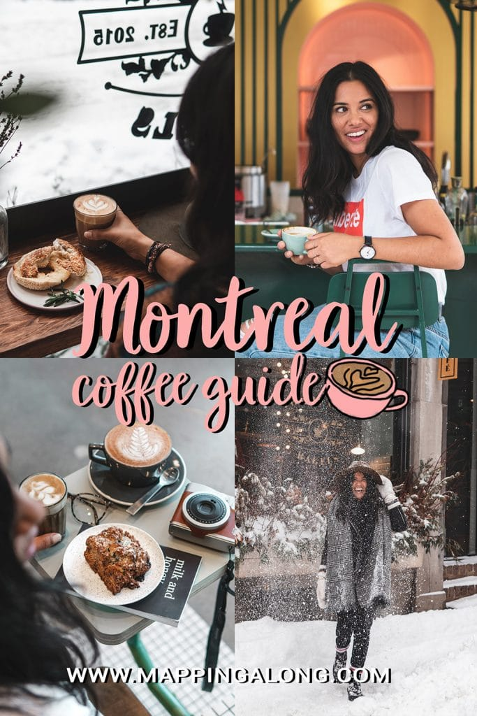 Montreal Coffee Guide