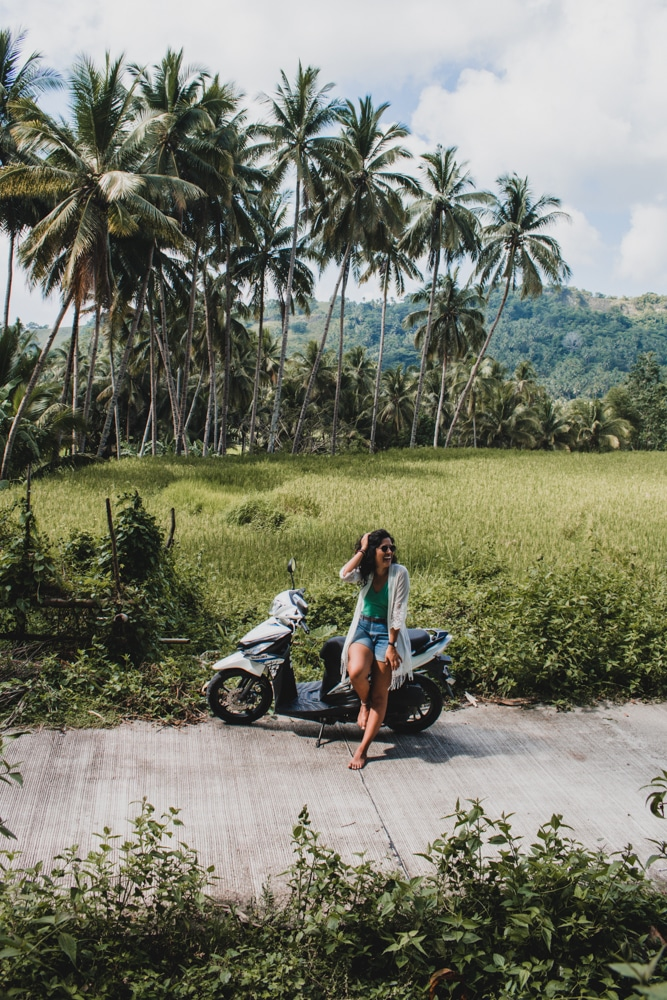 everything you need to know about renting a scooter in Bali