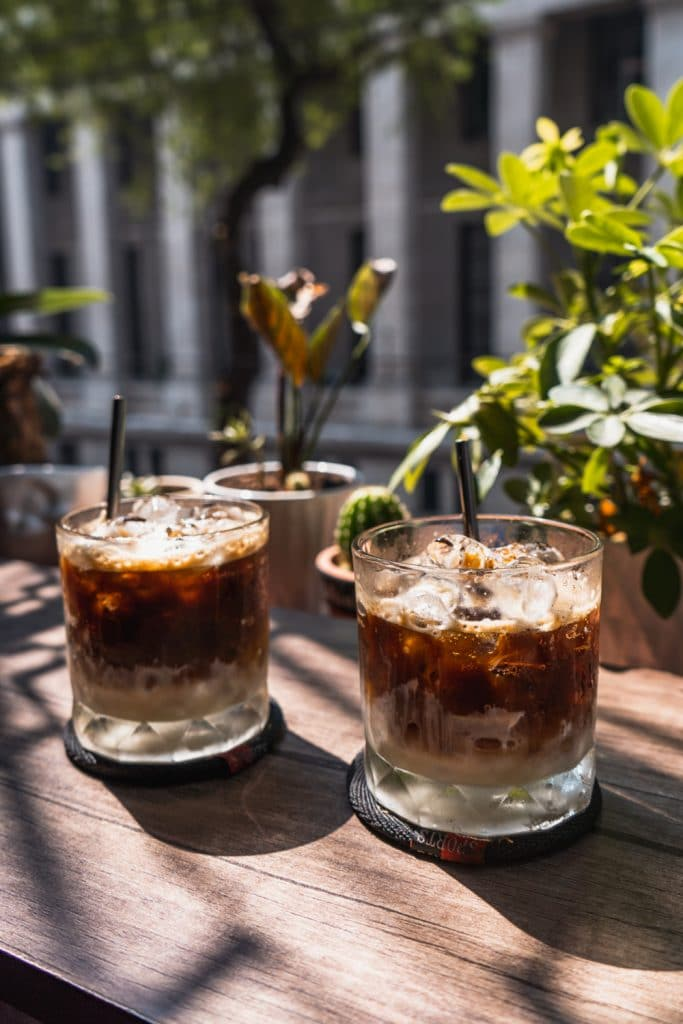 where to find the best coffee in ho chi minh city