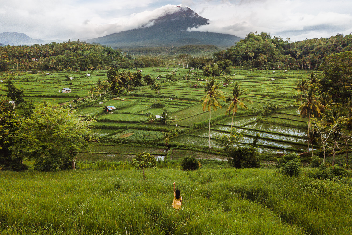 BUKIT CINTA: Bali's Best Sunrise Viewpoint