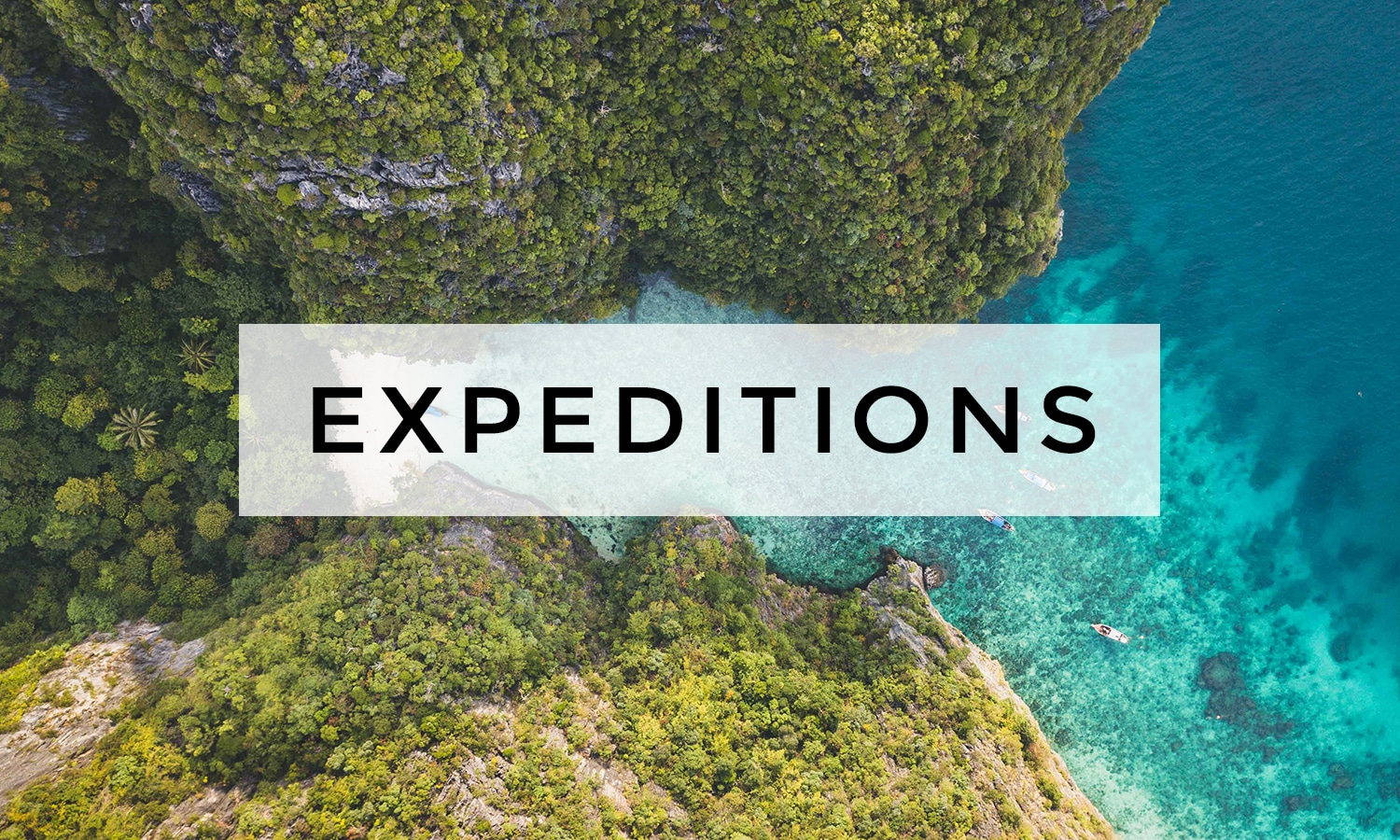 Mapping Expeditions