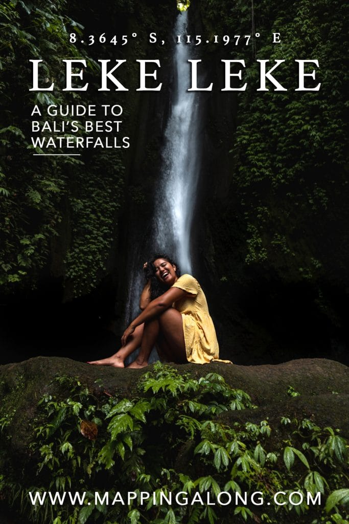 Leke leke waterfall travel guide